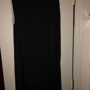 Skirts - 🆕NWT black skirt